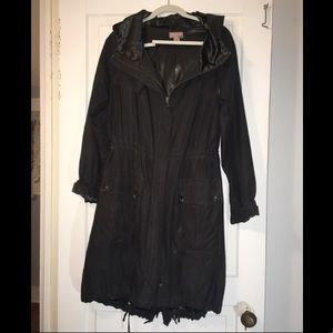 Women's H&M Gray Anorak Jacket by H&M! Size: 4